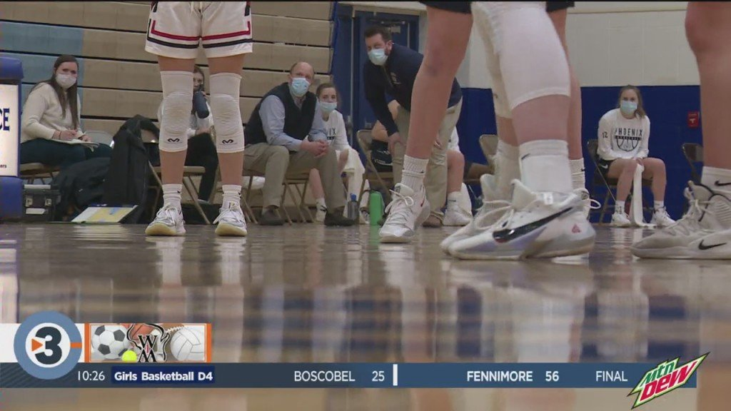 Marshall Beats Watertown Luther Prep