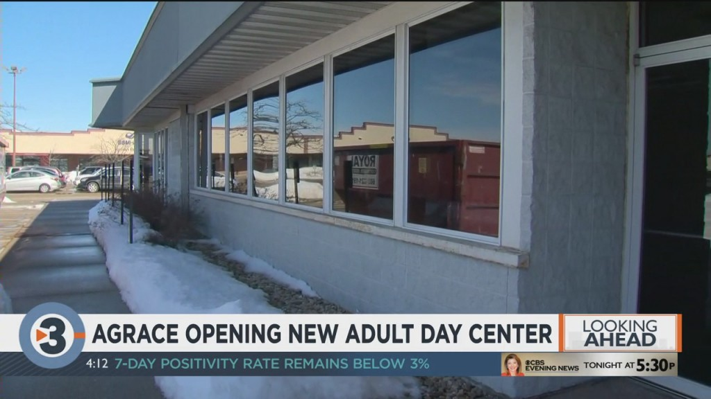 Agrace Opening New Adult Day Center