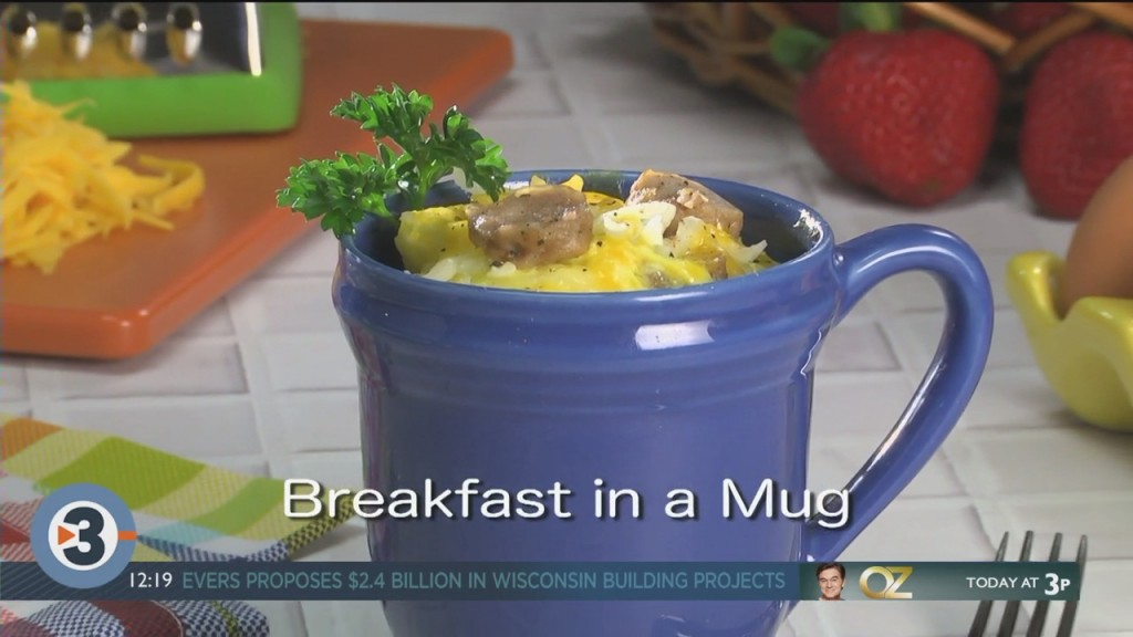 Mr. Food: Breakfast In A Mug