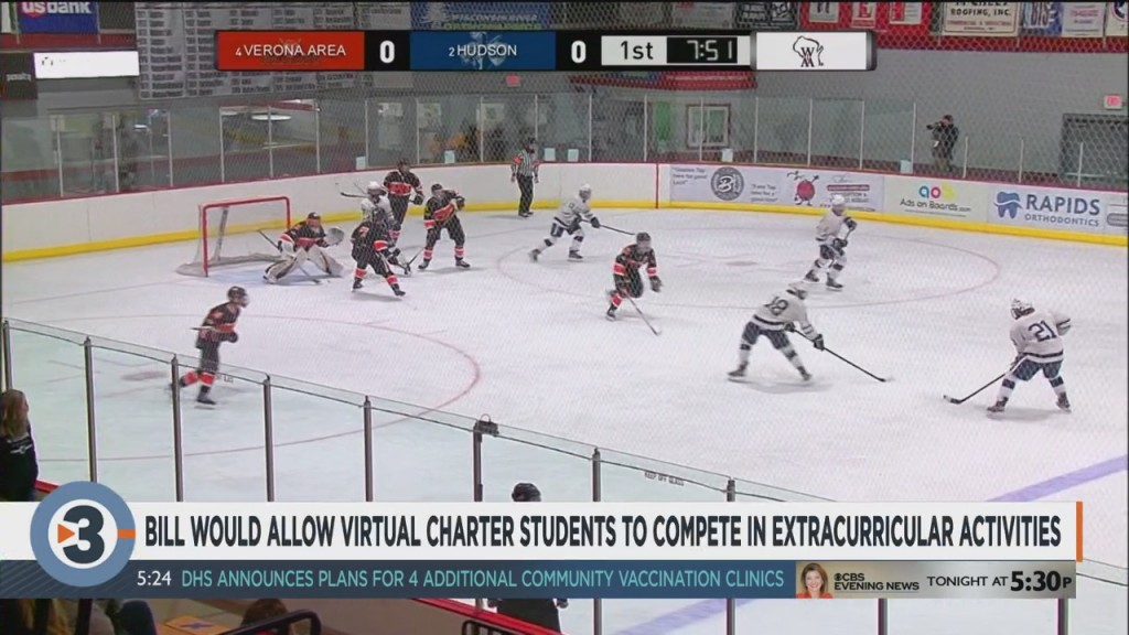Bill Would Allow Virtual Charter Students To Compete In Extracurricular Activities