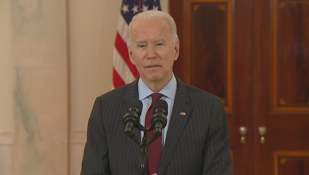 President Joe Biden COVID speech