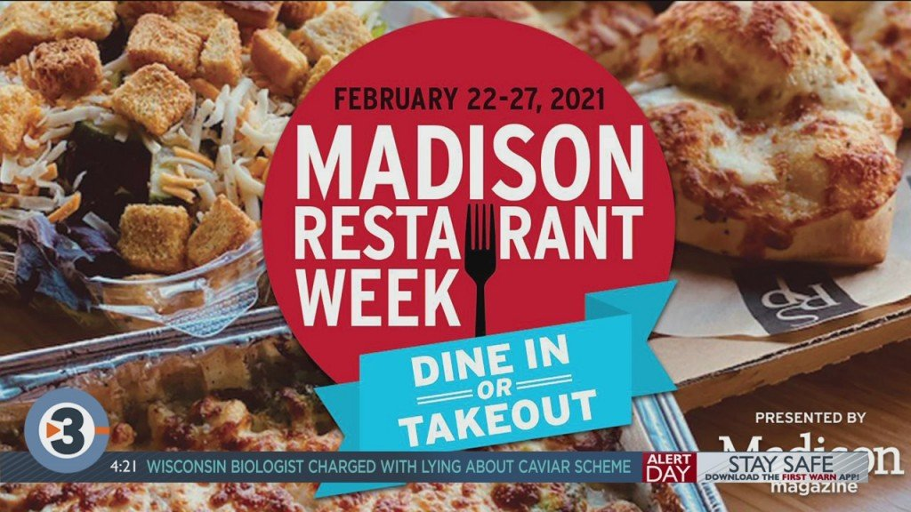 Madison Magazine Helping Local Businesses With Virtual Restaurant Week