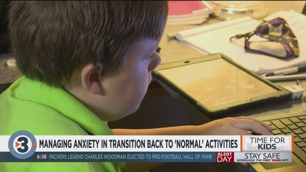 Ssm Health Therapist Talks About Anxiety Towards Returning To Normalcy