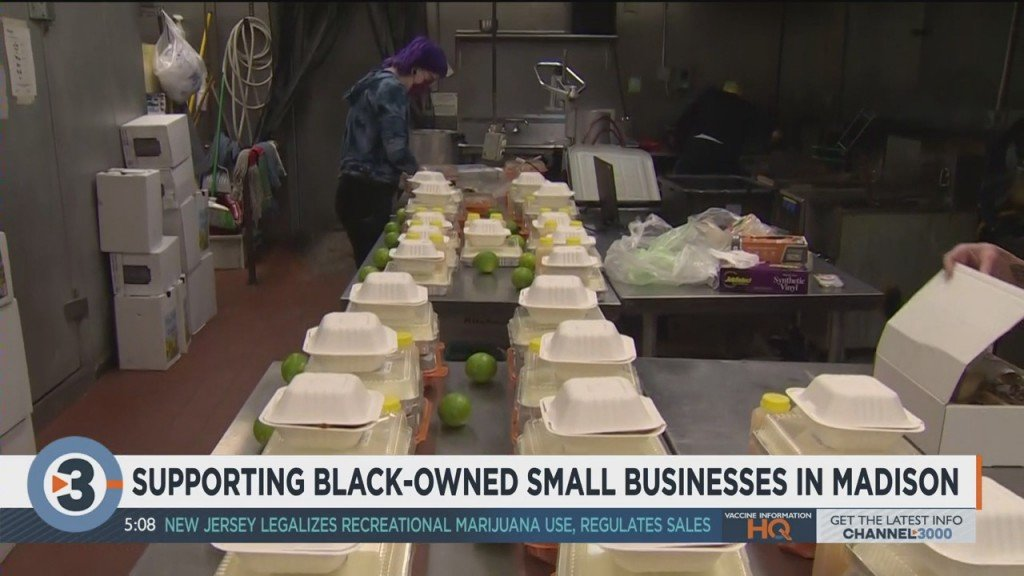 Supporting Black Owned Small Businesses In Madison