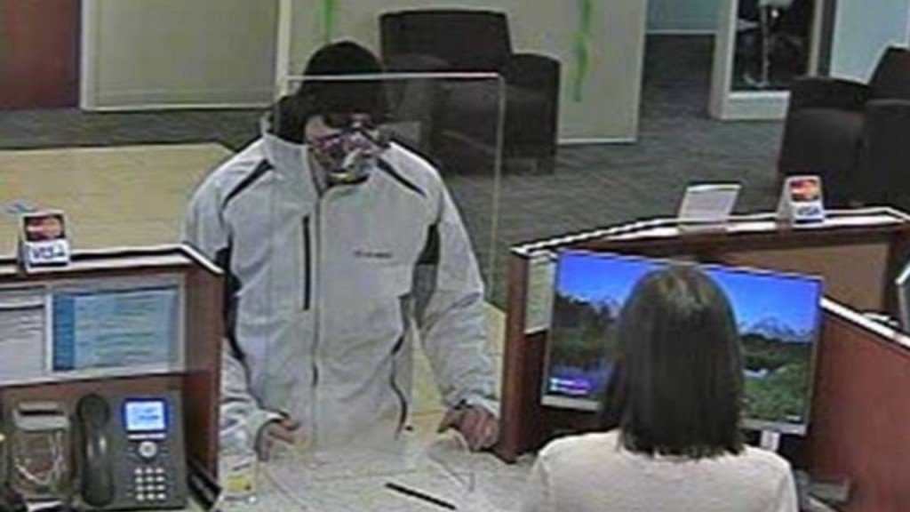 Stoughton Bank Robbery Suspect
