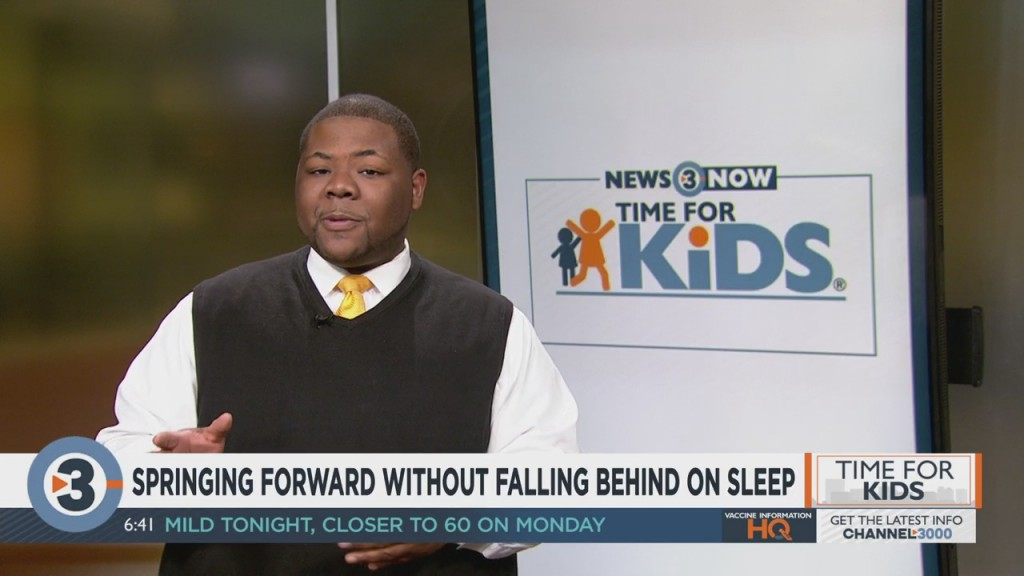 Ssm Health Pediatrician: Setting A Routine Will Help Kids Adjust To The Time Change