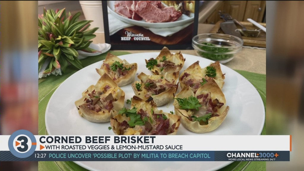 Angie Horkan Shares Recipes Perfect For St. Patrick's Day