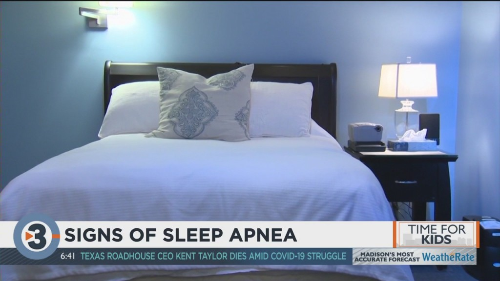 Ssm Health: Sleep Apnea Becoming More Common In Kids And Teens