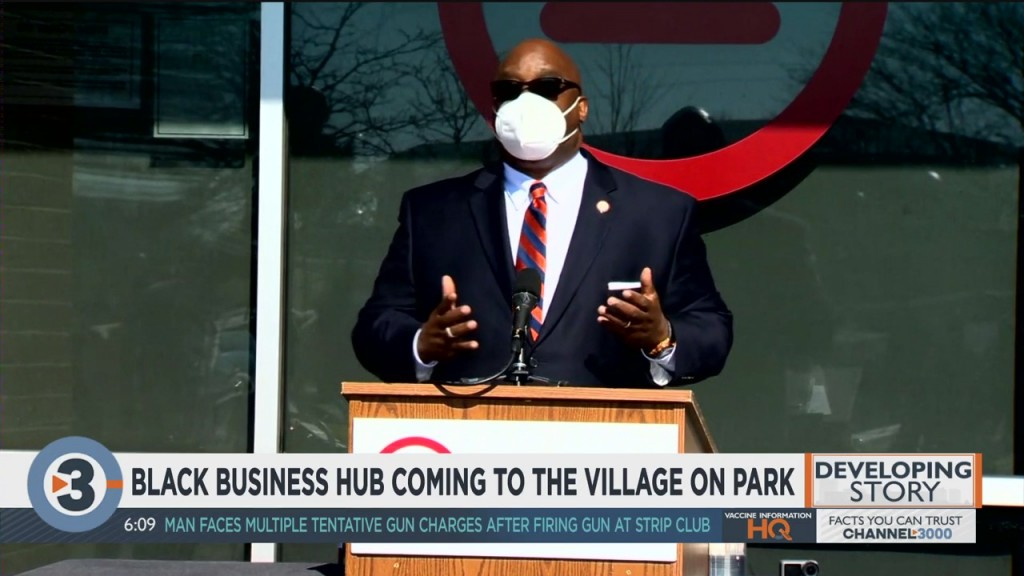 Black Business Hub Coming To The Village On Park Street