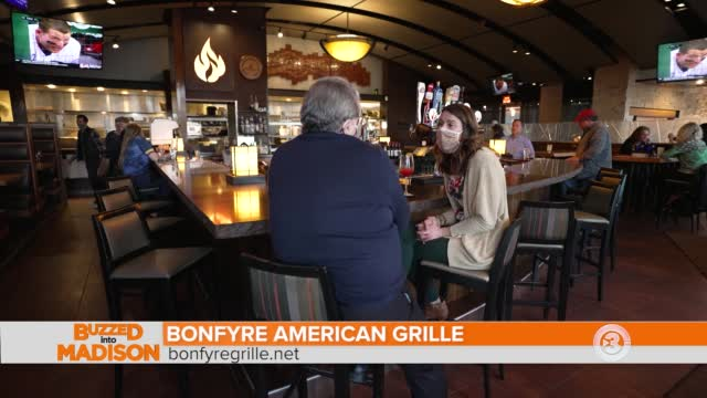 Buzzed Into Bonfyre American Grille
