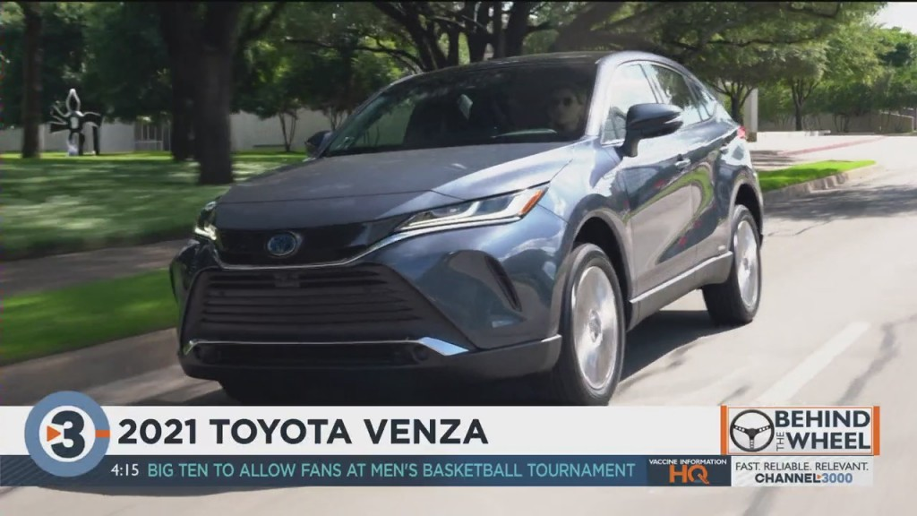 Behind The Wheel: 2021 Toyota Venza