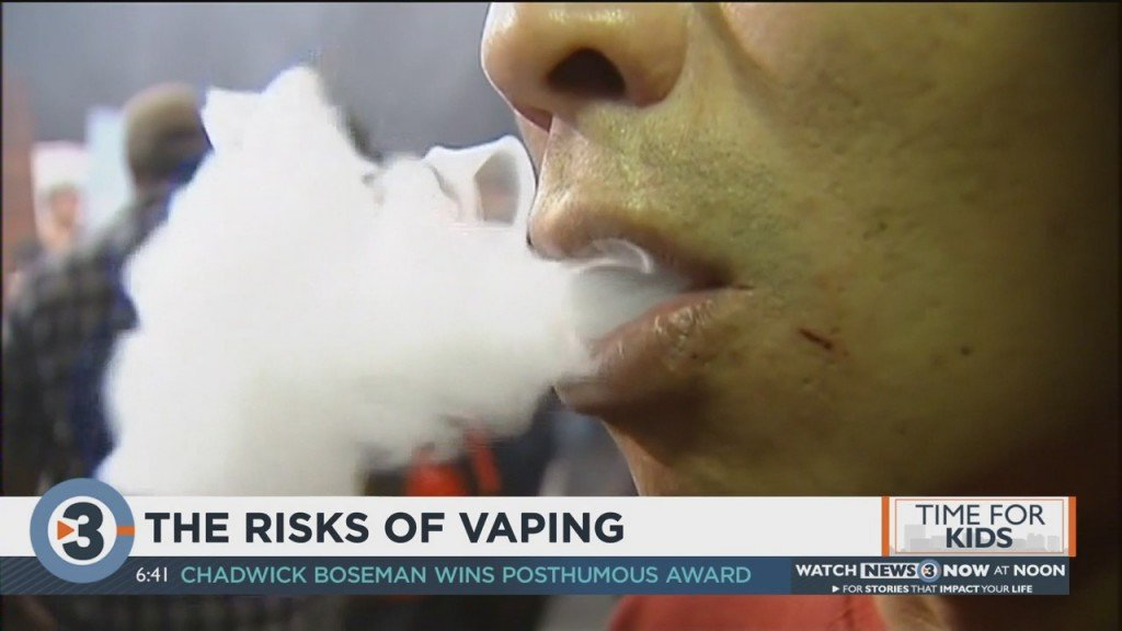 Ssm Health Cardiologist: Vape Products Are Just As Bad As Smoking For Cardiovascular Health