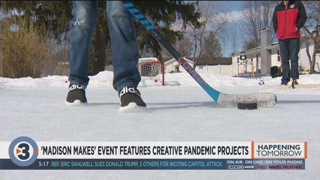 'madison Makes' Event Features Creative Pandemic Projects