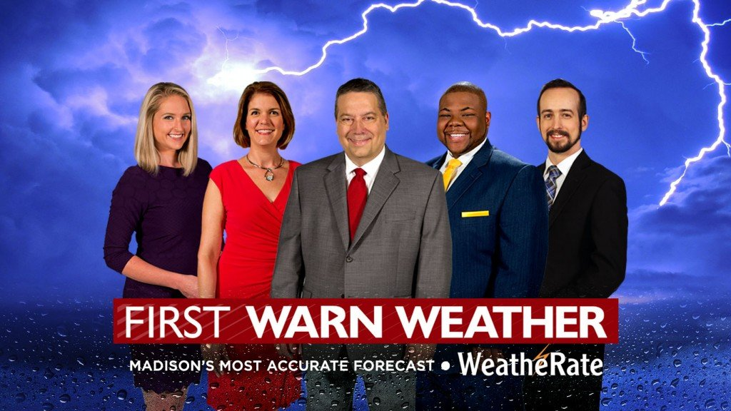 First Warn Weather Team Weatherate 2021