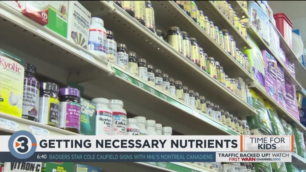 Ssm Health Nurse Practitioner Talks Vitamins For Kids