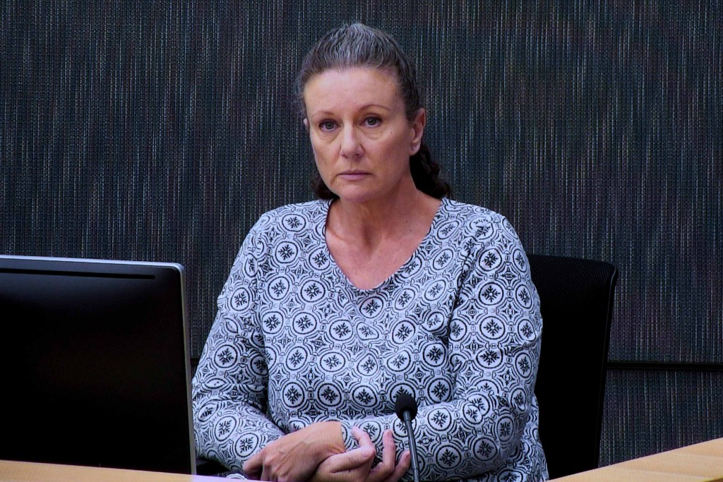 Baby Killer Kathleen Folbigg's Convictions Inquiry At Nsw Coroners Court In Sydney, Australia 01 May 2019