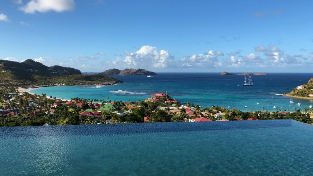 Caribbean reopening St. Barth