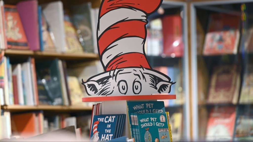 Ny: Six Dr. Seuss Books Will No Longer Be Published