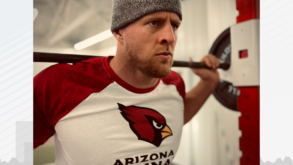J.J. Watt Arizona Cardinals