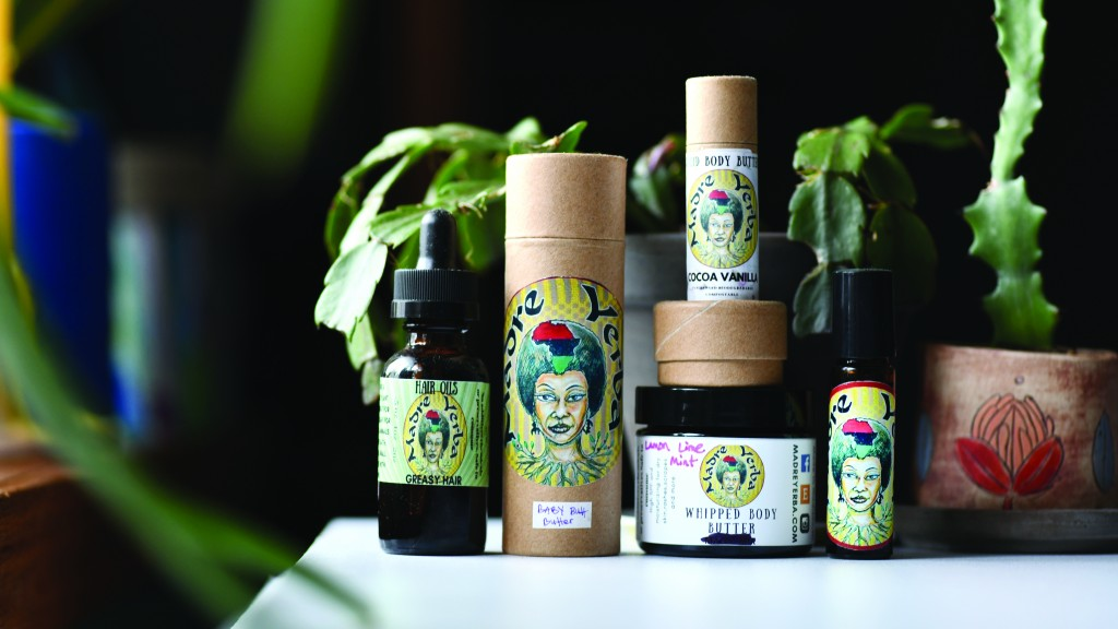 beauty products from Madre Yerba