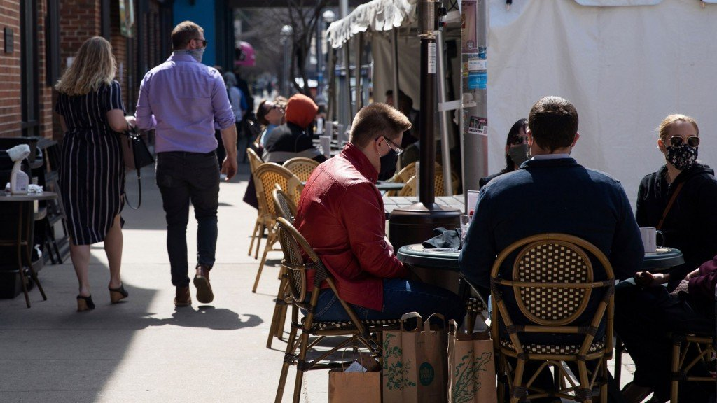 Restaurants Amid Covid 19 Restrictions Easing, In Ann Arbor