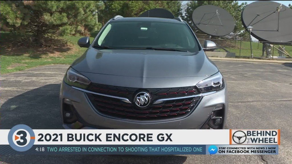 Behind The Wheel: 2021 Buick Encore Gx