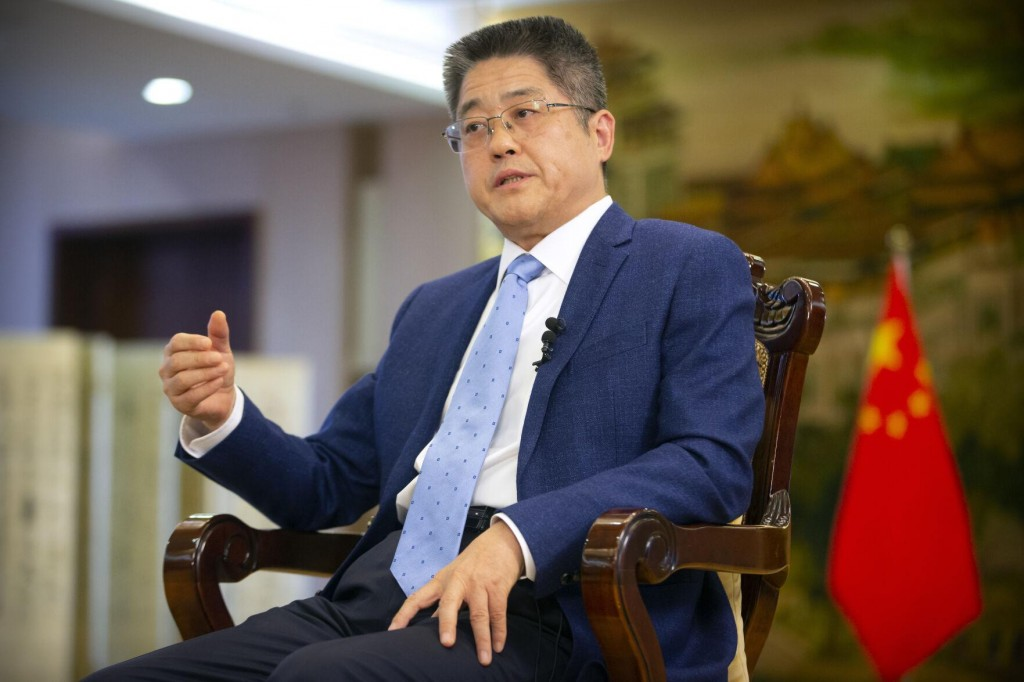Ap Interview: China To Send 'positive Message' On Climate