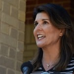 Haley Says She'll Back Trump, Stand Down If He Runs In 2024