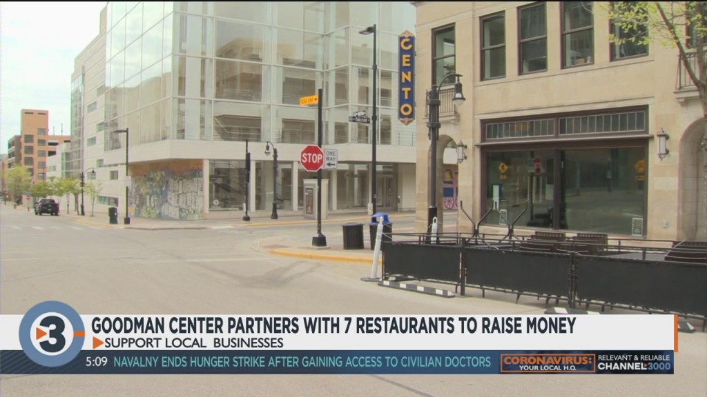Goodman Center Partners With 7 Restaurants To Save Money