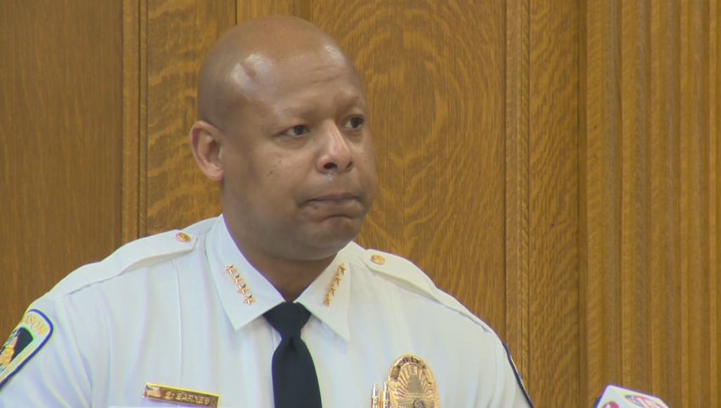 Mpd Chief Shon Barnes