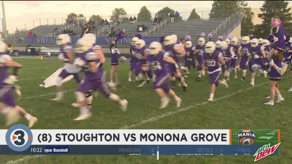 Stoughton Beats Monona Groe