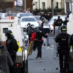 N Ireland Leaders Call For Calm After Night Of Violence