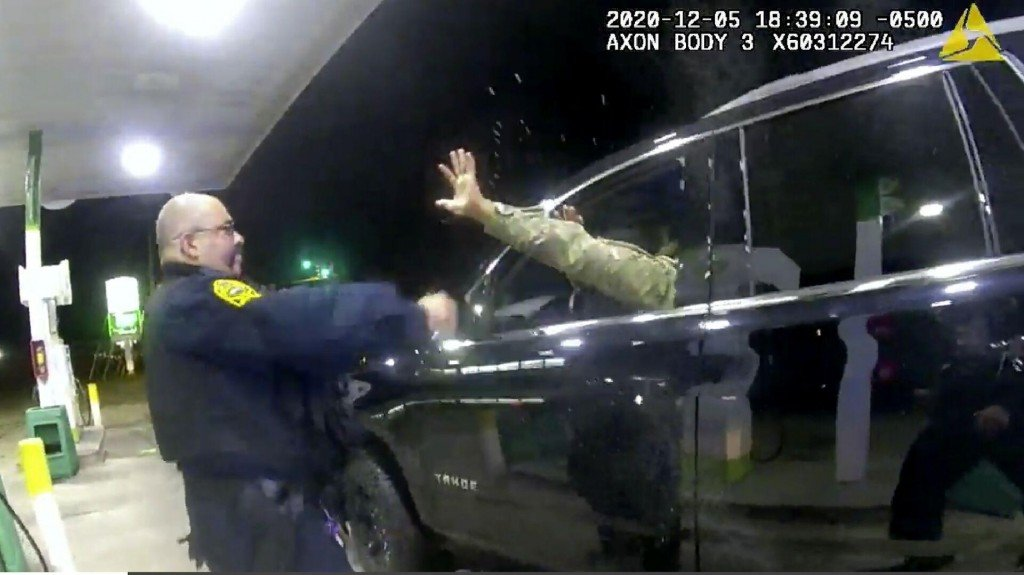 Police Officer Fired After Forceful Arrest Of Black Army Officer In Virginia