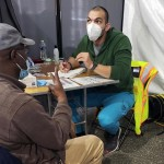Homeless Americans Finally Getting A Chance At Covid 19 Shot