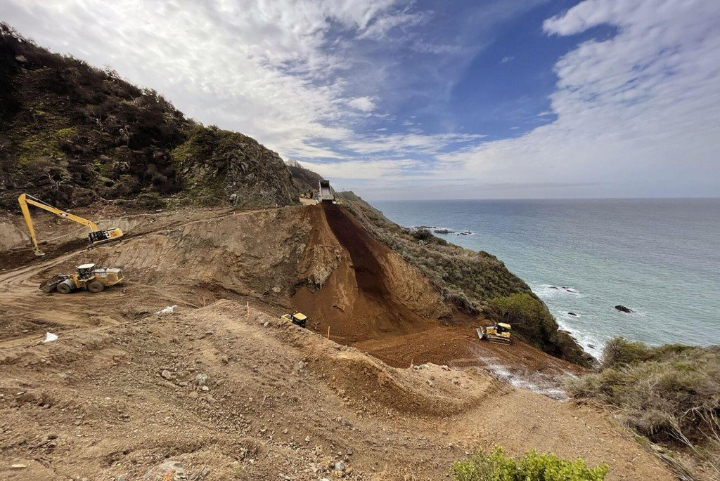 California Highway 1 To Reopen By April 30, Agency Says