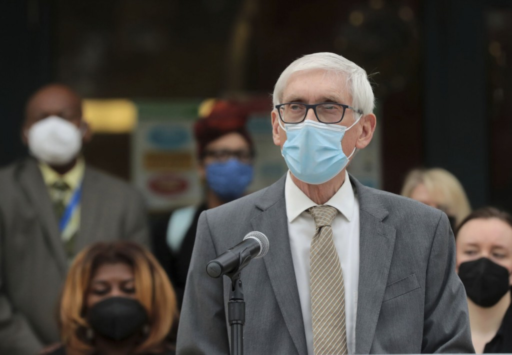 Evers Says He's Listening To The People, Not Gop Lawmakers