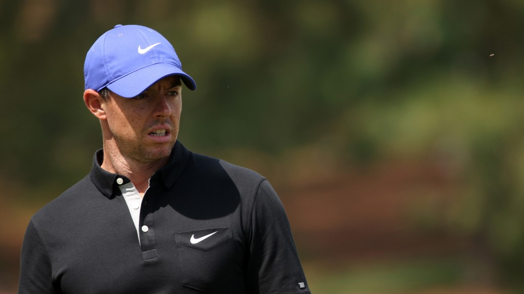 The Masters Round One