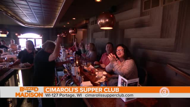 Buzzed Into Cimaroli's Supper Club