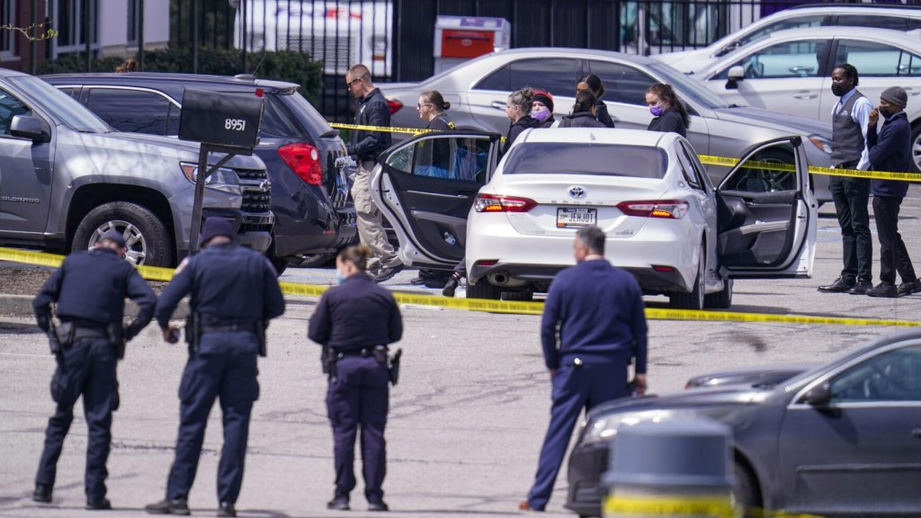 Police Id Gunman In Fedex Shooting As Young Male In 20s