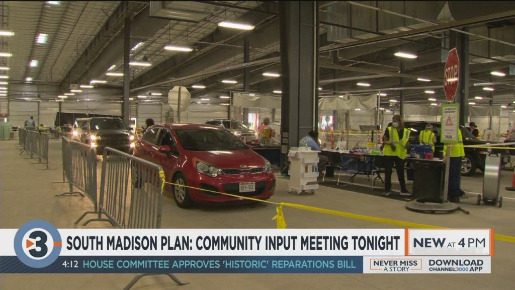 City Of Madison Planners Hosting Community Input Meeting To Discuss Redevelopment Plans For South Side