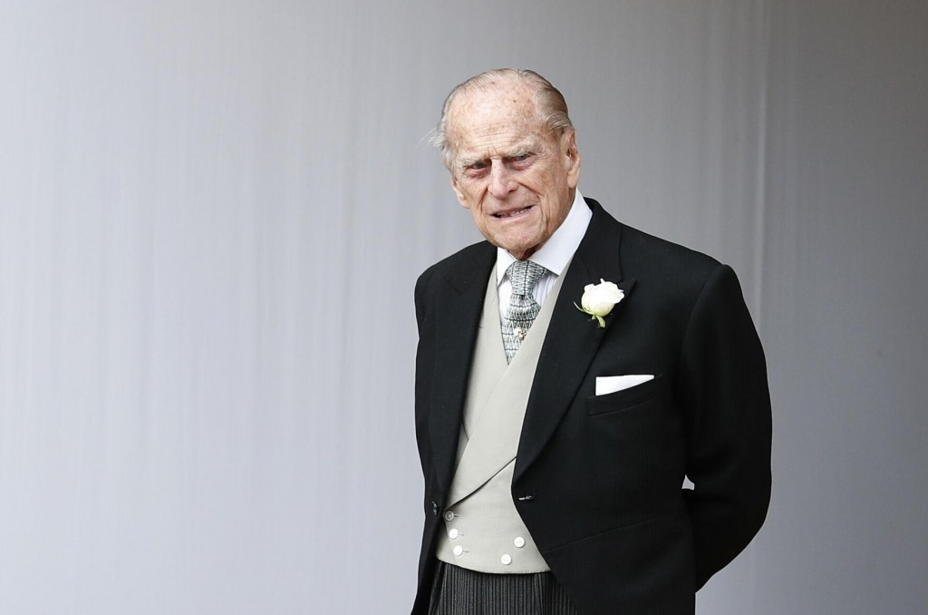 Prince Philip, Husband To Queen Elizabeth, Dies At 99