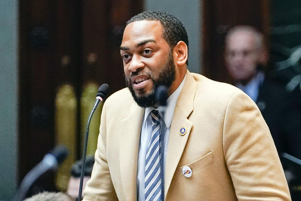 Charles Booker Forms Exploratory Committee For Us Senate Run
