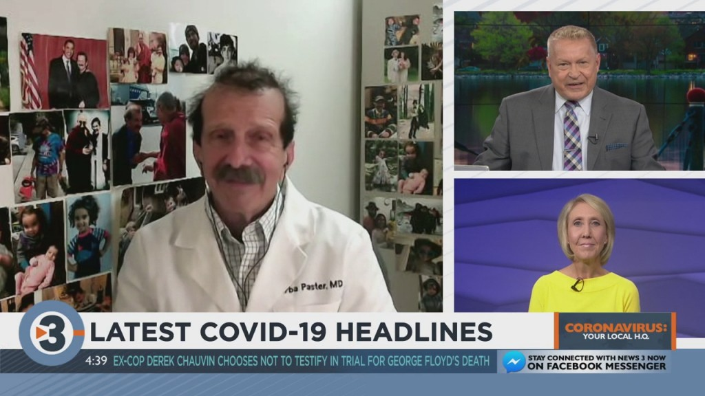 Latest Covid 19 Headlines