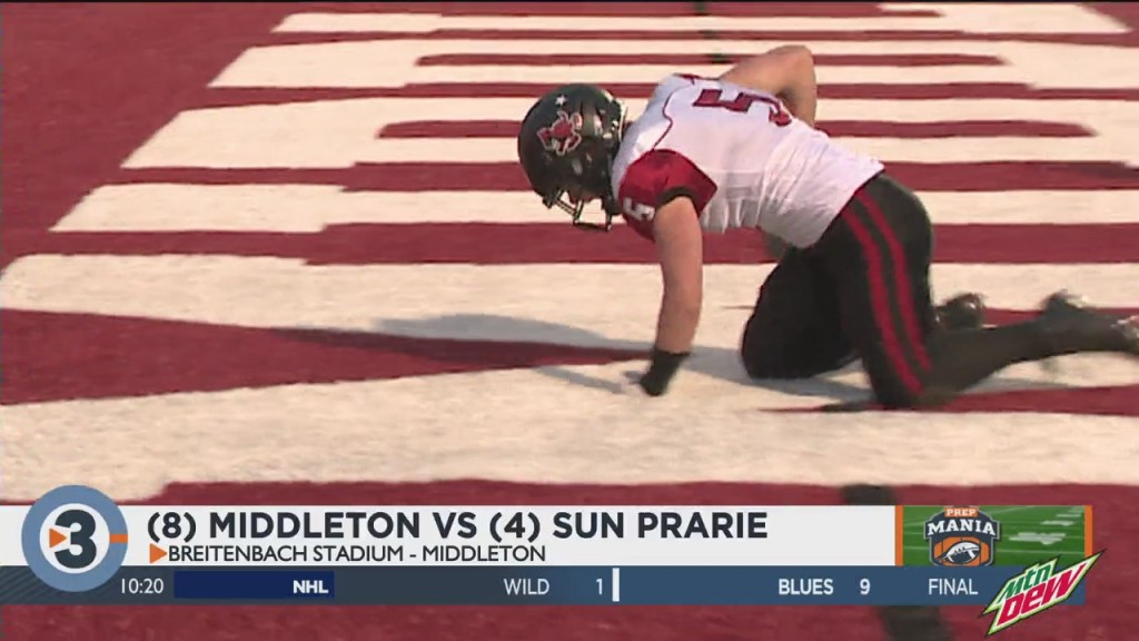 Sun Prairie Beats Middleton