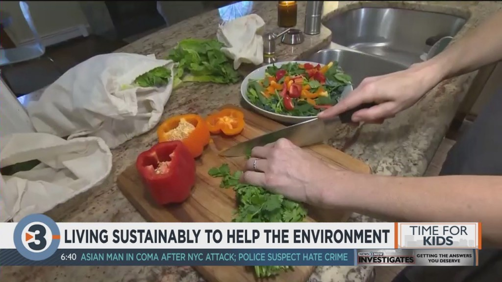 Ssm Health: Sustainable Diets Lower Risks For Disease