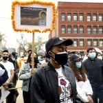 Vigil, 'peace Walk' In Chicago After Police Shooting Of Boy