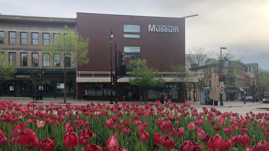 The Wisconsin Historical Museum will re-open to the public on June 3rd