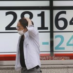 Asian Shares Drop, Tracking Wall Street Decline Led By Tech