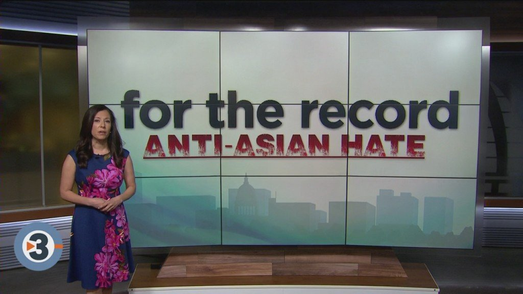 For the Record: Standing up against Asian American Hate