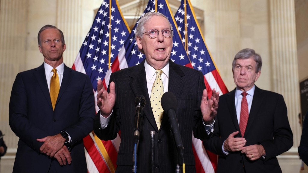 January 6 commission vote: Prospects bleak that 10 Republicans would buck McConnell